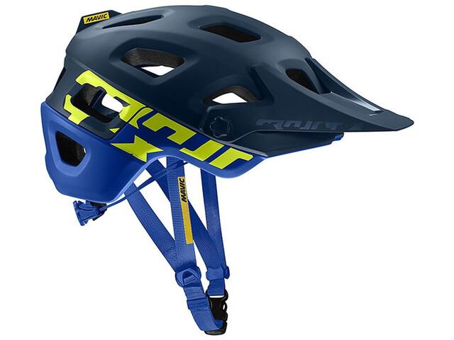 Mavic Crossmax Pro Cykelhjelm, poseidon/sky diver